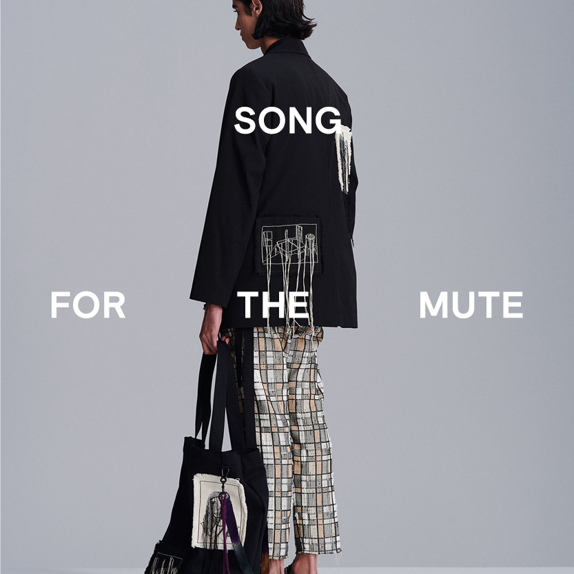 SONG FOR THE MUTE