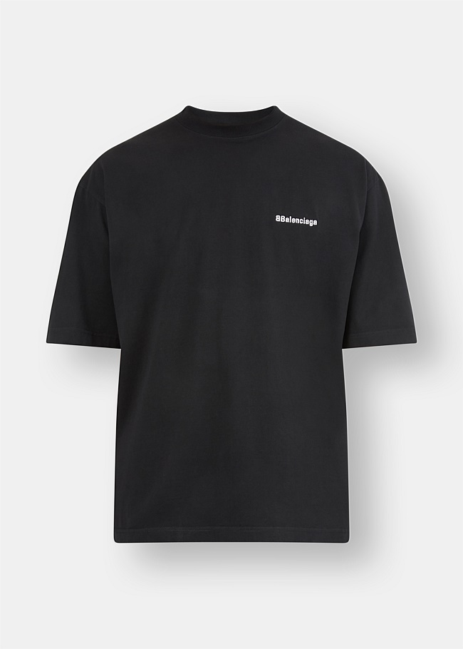 BB Logo Embroidered Tee