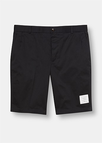 Unconstructed Cotton Twill Chino Short