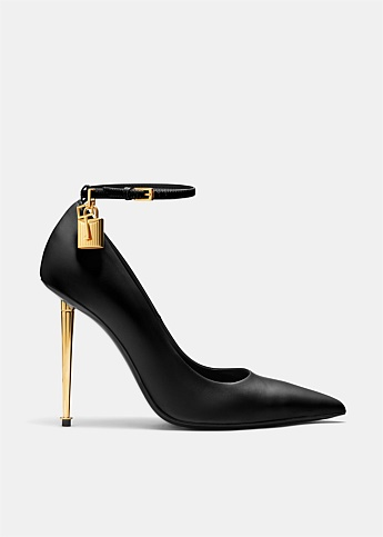 Padlock Stiletto Pumps