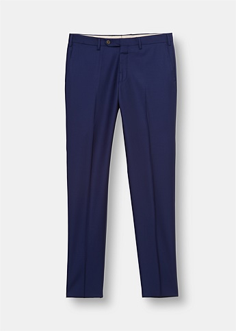 Slim-Fit Cotton Stretch Trousers