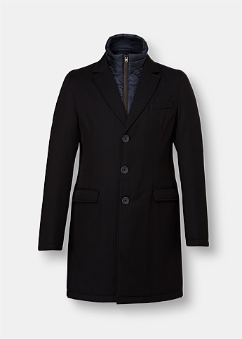 HERNO RAINCOAT IM0227.33186 NAVY