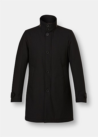HERNO RAINCOAT IM0225U.19199 CHARCOAL