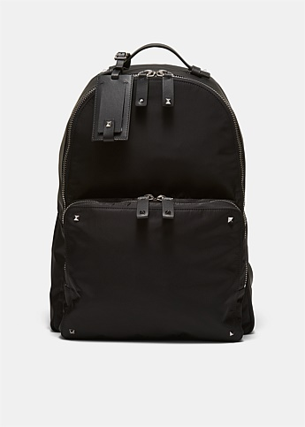 Garavani VLTN Logo Nylon Backpack