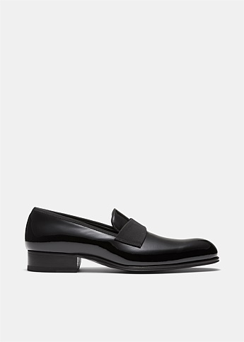 Patent Dinner Slip-on Loafer