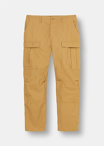 Utility Cropped Cargo Pants