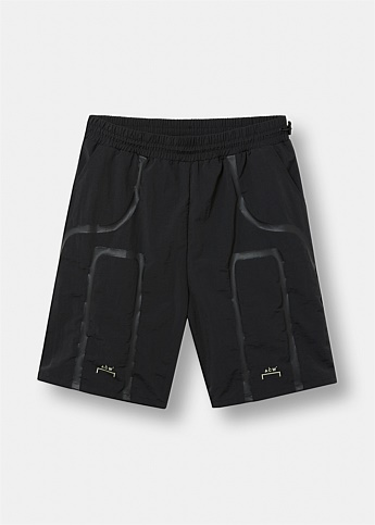 Taped Corbusier Track Shorts
