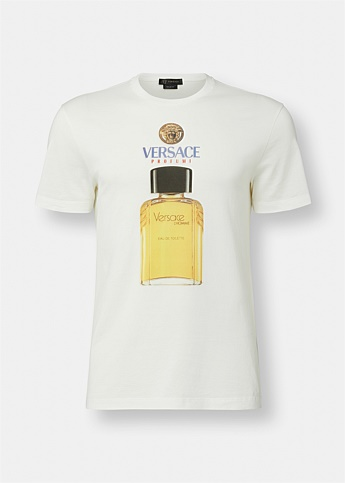Parfume Scents Graphic Print T-Shirt