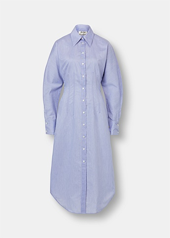 Danete Cotton Shirt Dress