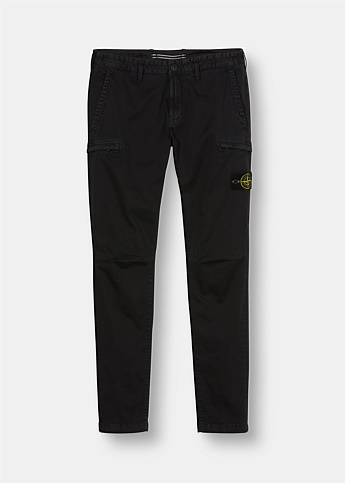 Slim-Fit Cotton Cargo Pants