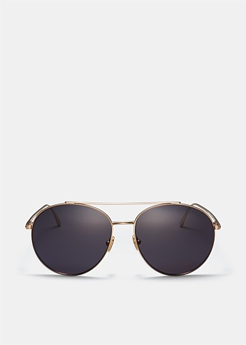 Benton Aviator Sunglasses
