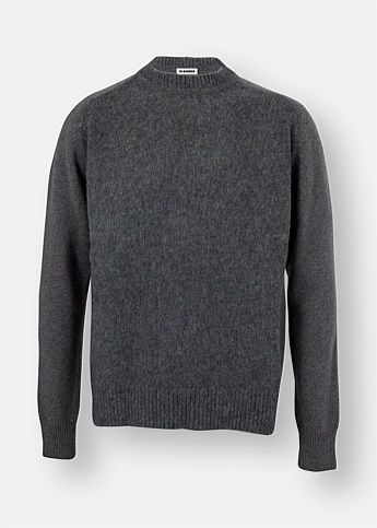 Dual Tone Wool Sweater