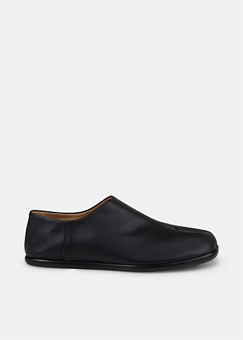 Tabi Leather Slipper