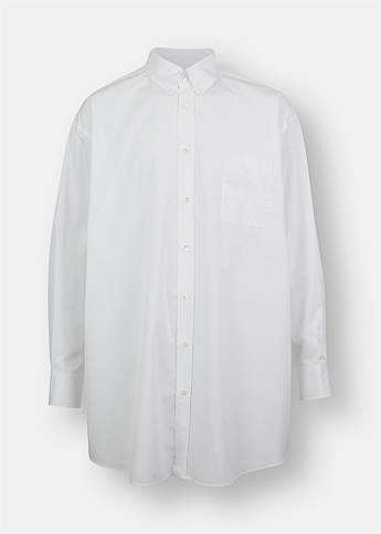 Cotton Button Up Shirt