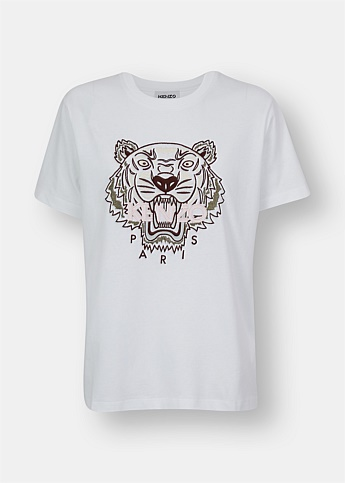 Tiger Loose-Fitting T-Shirt