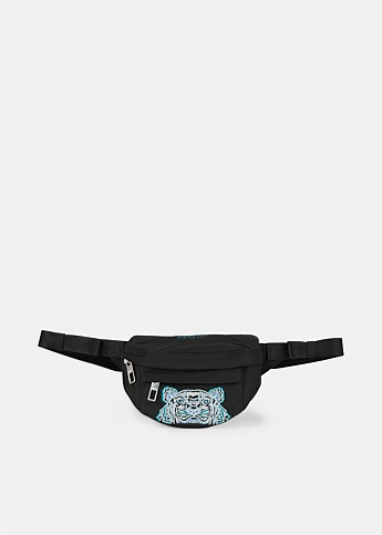 Tiger Embroidered Belt Bag