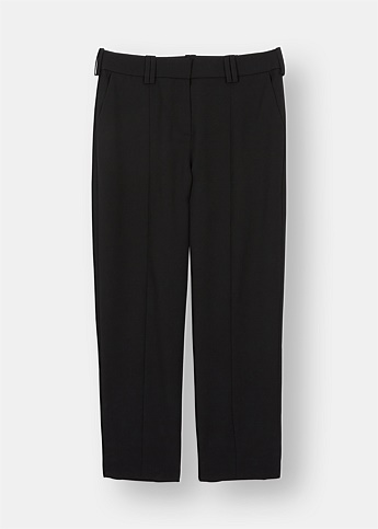 Carrot Tailored Wool Trousers