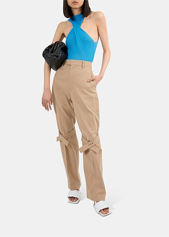 Knee Strap Trousers