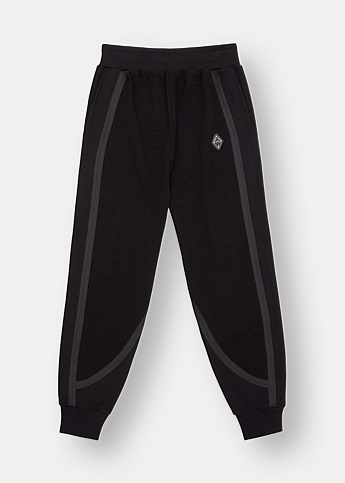 Textured Tape Sweatpants