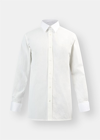 Detach Cotton Shirt