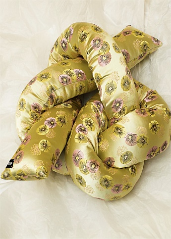 Jiu Jie Decor Silky Snake Cushion