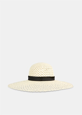 Blanche Straw Hat