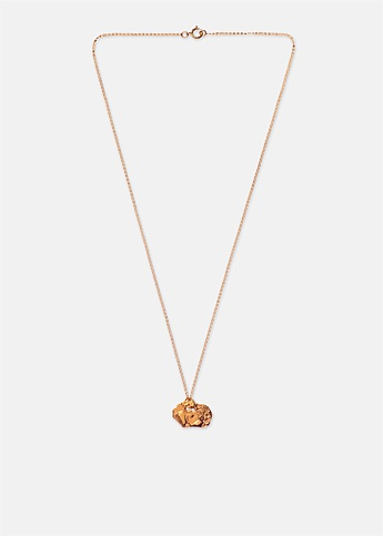 Year Of The Pig Zodiac Necklace
