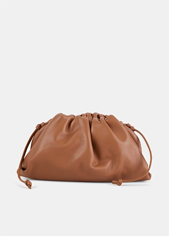 The Mini Pouch Camel Bag