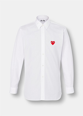 Classic Heart Patch Shirt