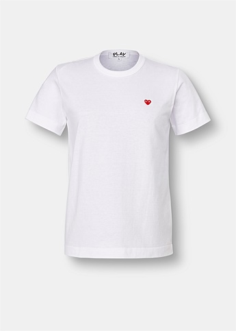 Embroidered Mini Heart T-Shirt
